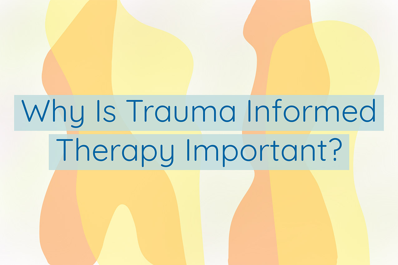 the link for the article titled trauma informed therapy